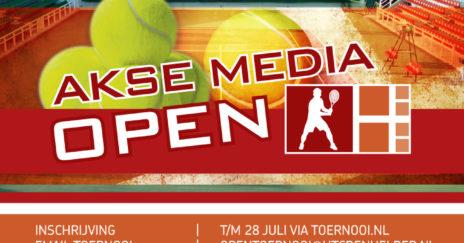 Akse Media Open tennistoernooi