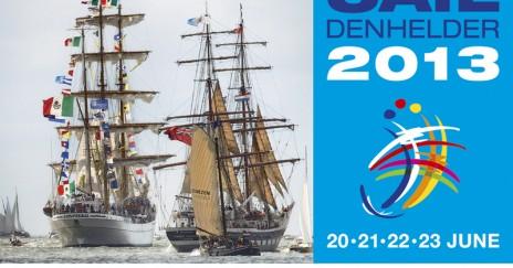 Sail Den Helder 2013: nog 7 dagen…