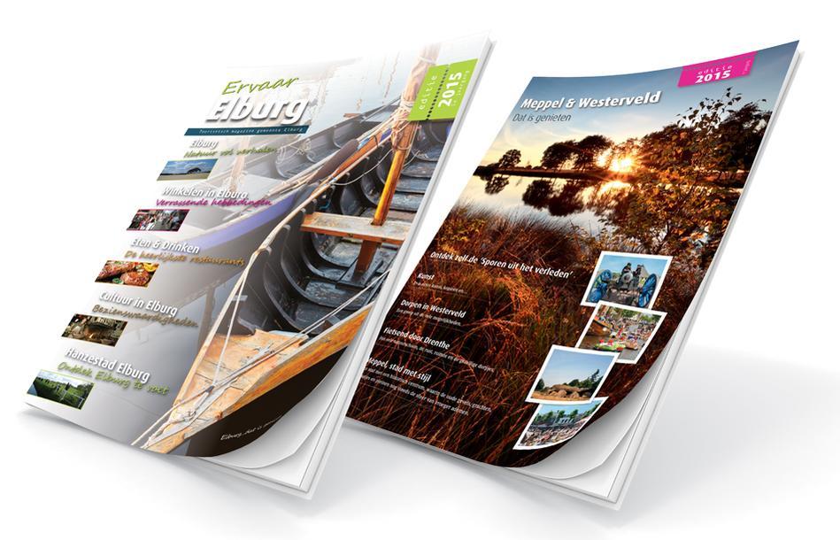 toeristisch magazine